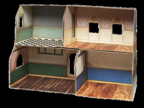 Hiiritalo -Mouse Mansion, Het Muizenhuis