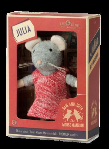 Julia hiiri -Mouse Mansion, Het Muizenhuis