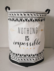 Nothing is impossible -sisustuskori