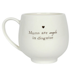 Mums are angels in disguise -muki