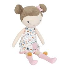 Little Dutch, Cuddle doll Rosa, 35cm