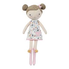 Little Dutch, Cuddle doll Rosa, 50cm