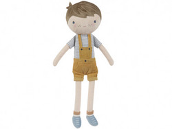 Little Dutch, Cuddle doll Jim, 50cm