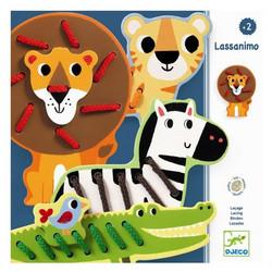 Djeco, Lassanimo ompeluleikki