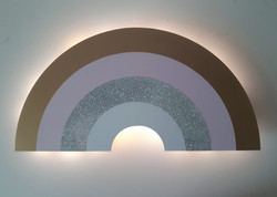 Sateenkaari -valo, II-laatu
