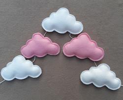 Pilvi -viiri, pinkki