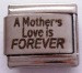 A mother's love is forever