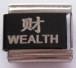 Wealth, mustapohjainen