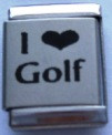 I love golf, 13 mm palakoru