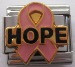 Vaaleanpunainen nauha, hope
