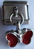 Punainen perhonen, roikkuva