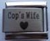 Cop's wife