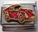 Punainen Corvette palakoru
