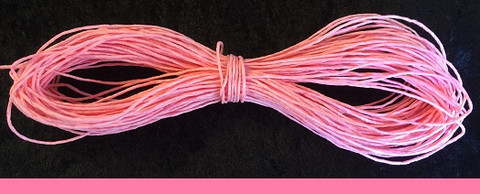 Paperilanka, vaaleanpunainen