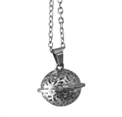 Enkelin kutsuja, hopean värinen koru sis. ketjun, tarinan ja lahjapussin