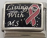 Living with MS, nauha