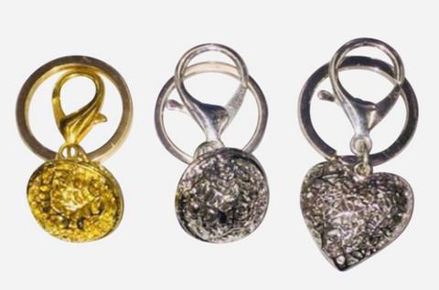 Enkelin kutsuja avaimenperä, sis. tarinan ja lahjapussin