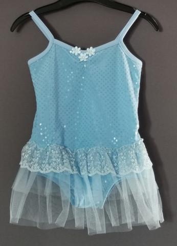 Balettimekko, sininen koko 90 cm