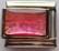 Vaaleanpunainen hot-glitter