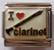 I love clarinet