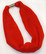 Huivi/nauha punainen magneettilukolla