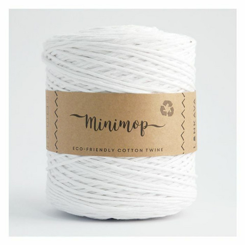 Minimop eco-friendly cotton twine