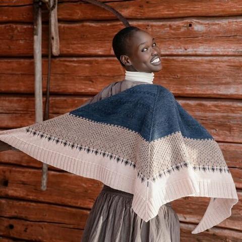 52 Weeks of shawls / 52 x villahuivit
