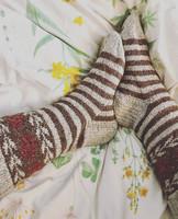 Seta Tweed II socks
