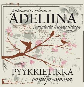 ADELIINA PYYKKIETIKKA VANILJA-OMENA 1 L