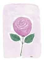 KORTTI, ruusu lila, 2-osainen