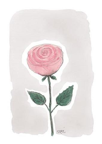 KORTTI, Ruusu vaal.pun, 2-osainen