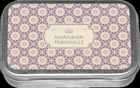 APPELSIINIPASTILLIT PELTIRASIASSA, MAAILMAN PARHAALLE