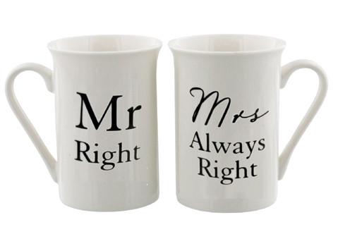 MUKIPARI MR RIGHT/MRS ALWAYS RIGHT