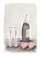 KORTTI, Onnea, Pullo ja lasit, 2-osainen
