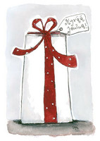 KORTTI, Hyvää Joulua-paketti, 2-os pakettikortti