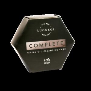 LUONKOS Complete - Öljypuhdistuskakku miehille