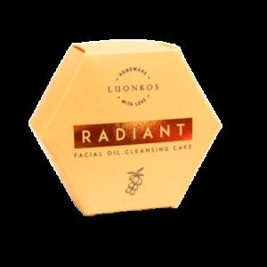LUONKOS  - Radiant  Öljypuhdistuskakku