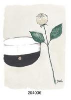KORTTI, Yo-lakki ja ruusu, 2-osainen