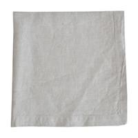 LAUTASLIINA, PELLAVA NATURAL 45x45cm