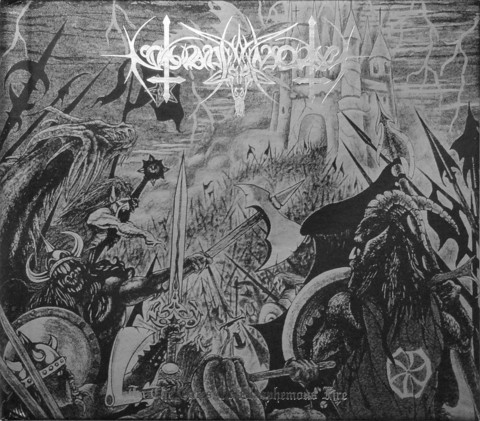Nokturnal Mortum - To the Gates of Blasphemous Fire (New)