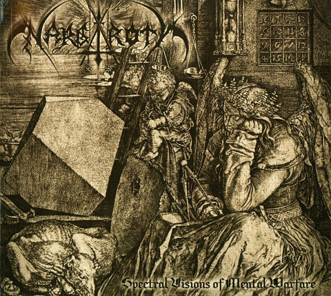 Nargaroth - Spectral Visions of Mental Warfare (New)