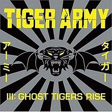 Tiger Army III: Ghost Tigers Rise (Used)