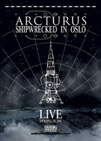 Arcturus - Shipwrecked in Oslo Live DVD (Käytetty)
