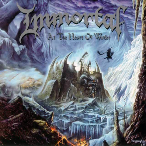 Immortal - At The Heart Of Winter LP (New)