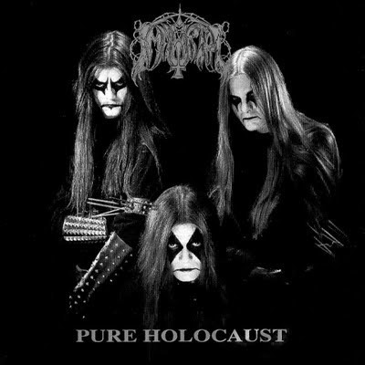 Immortal - Pure Holocaust LP (New)