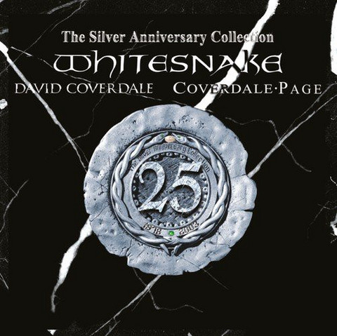 Whitesnake – The Silver Anniversary Collection (used)