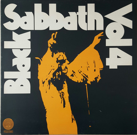 Black Sabbath ‎– Black Sabbath Vol 4 (used)