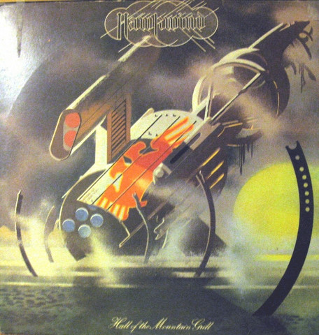Hawkwind ‎– Hall Of The Mountain Grill (used)