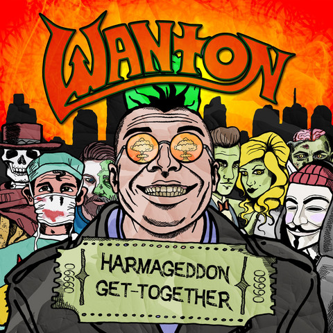 Wanton - Harmageddon Get-Together (New)