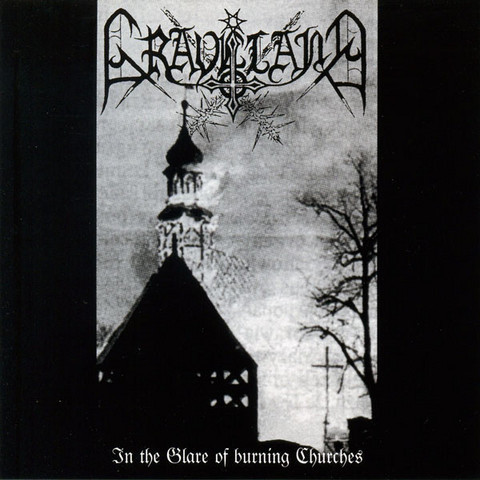 Graveland - In the Glare of burning Churches (new)